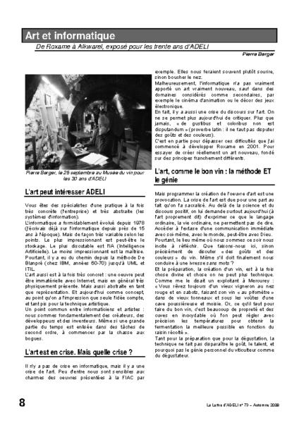 l73p08-Art et informatique
