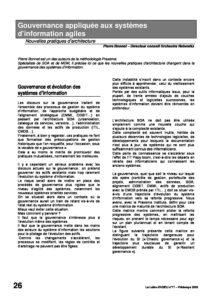 l71p26-Gouvernance appliquée aux systèmes d'information agiles 1