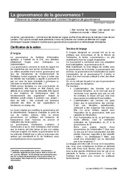 l71p40-La gouvernance de la gouvernance