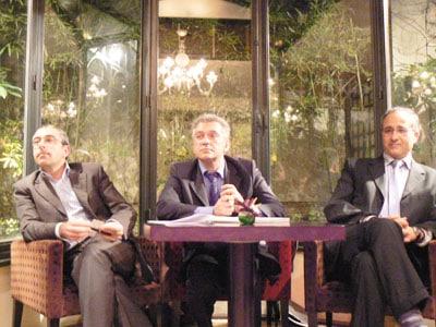 Laurent Houmeau, Alain Guercio, Nord Zoulim