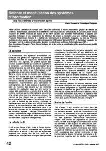 l69p42-refonte et modélisation des systèmes d'information 2