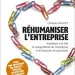 Couverture livre Réhumaniser l'entreprise