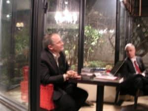 """""""ITIL... et si nous en parlions ensemble"""" 16 janvier 2006 Rencontre-débat avec Thierry Chamfrault 1"""