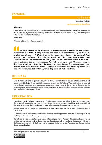 L104p03-Éditorial – Ubérisation