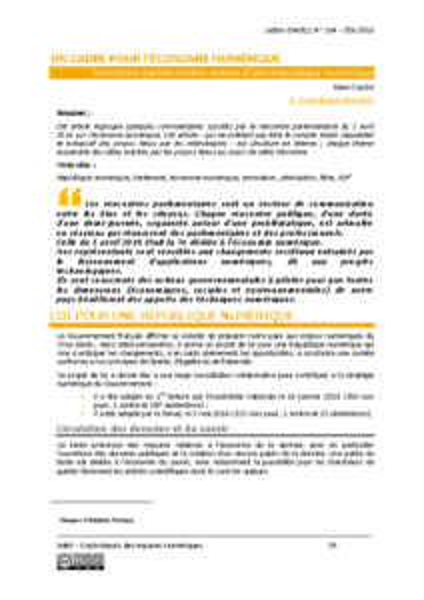 L104p39-Un cadre pour l'économie numérique