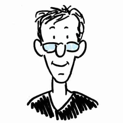 Marc Chalvin_autoportrait