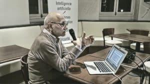 « Numérisation de la santé: une complexité non simplifiable » Mardi 5 février 2019 - Rencontre-débat avec Norbert Paquel 1