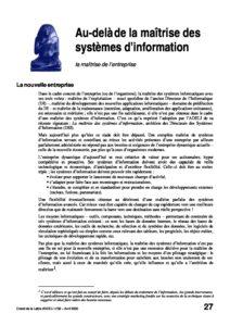 l39p27- Au-delà de la maîtrise des systèmes d'information 3