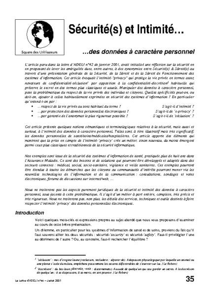 l44p35-Sécurité(s) et intimité…