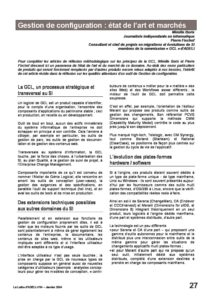 l54p27-Gestion de configuration:état de l'art et marchés 1