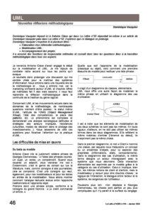 l54p46-UML nouvelles réflexions méthodologiques 1