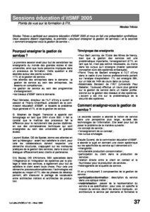 l62p37-Sessions éducation d'itSMF 2005 3