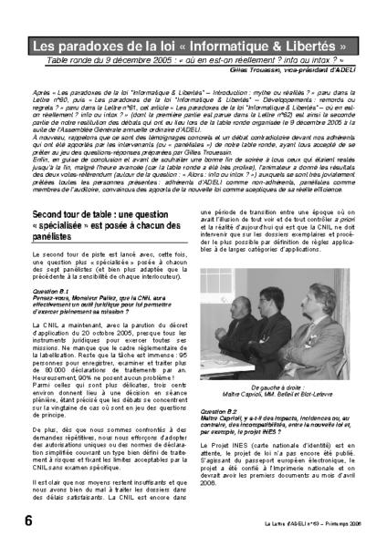 l63p06-Les paradoxes de la loi Informatique & Libertés