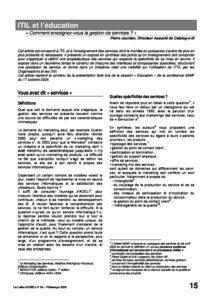 l63p15-ITIL et l'éducation 8