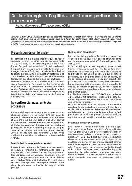l63p27-de la stratégie à l'agilité
