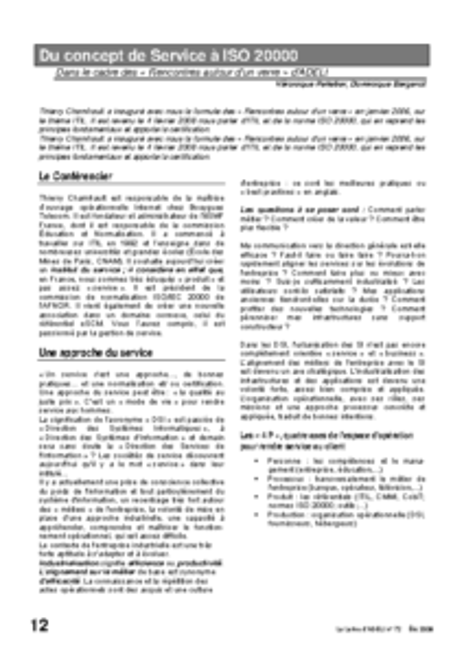 l72p12-du concept de service à ISO 2000