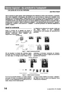 l76p14 - Génie logiciel : du prédictif à l'adaptatif 3