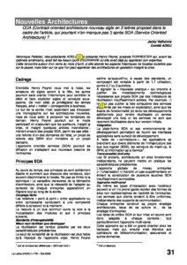 l76p31-Nouvelles architectures 1