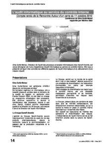 l82p14-L'audit informatique au service du contrôle interne 2