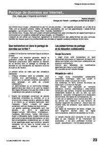 l90p23-Partage de données sur Internet... 9