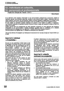 l96p32-S.I. individuels et collectifs, S.I. personnels et professionnels 8