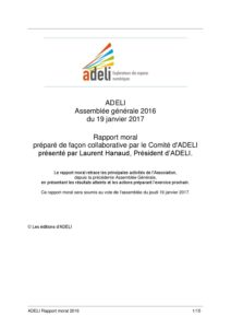 ADELI- Rapport Moral 2016 1