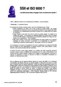 l24p13-SSII et ISO 9000? 1