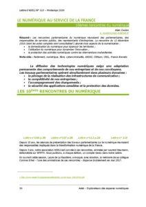 L115p30 - Le numérique au service de la France 2