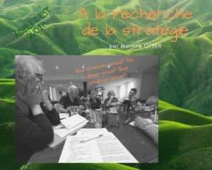 A la recherche de la stratégie(1) 1